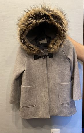 Пальто на девочку 10 лет
