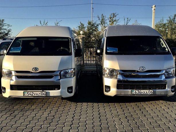 Аренда Микроавтобус Toyota Hiace (хайс)