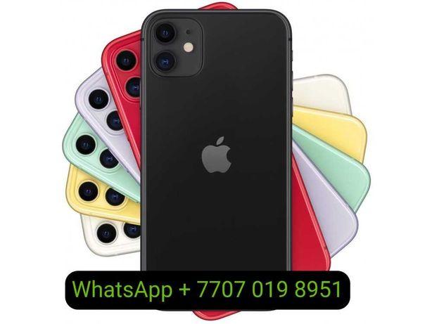 Apple iPhone 11 128Gb Рассрочка телефон на Гарантии Айфон