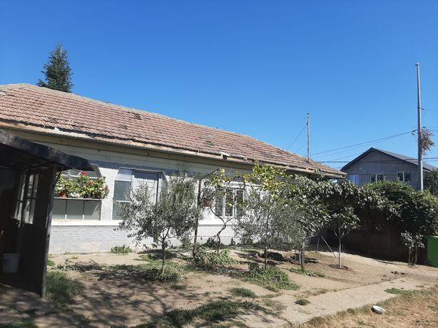 Vând teren cu casă ,3.800mp intravilan, în sat Tanganu, comuna Cernica