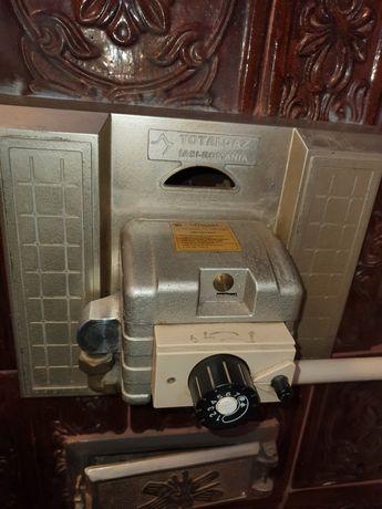 Arzator automat si usa soba de teracota totalgaz