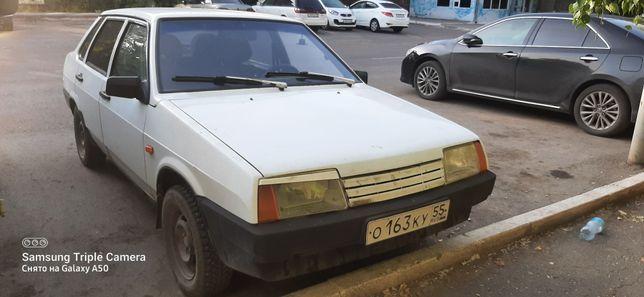 Продаю ВАЗ 21099 в хорошем состоянии.