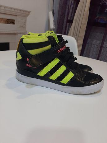 Ghete/ pantofi sport cu platforma Adidas 36 2/3