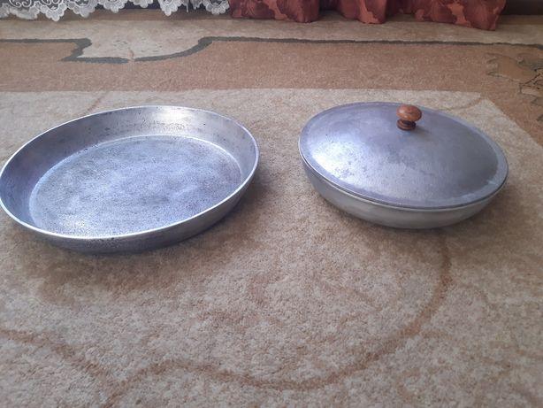 Сковорода чугунная диаметр 30 и 25 см