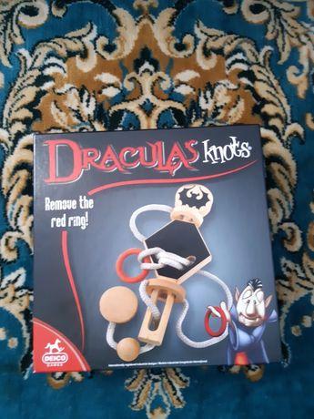 Joc IQ Draculas knots