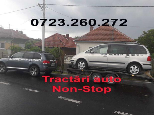 Tractari auto Deva A1 Ilia Non-Stop