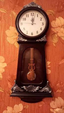 Часы настенные с маятником р- р 77×30
