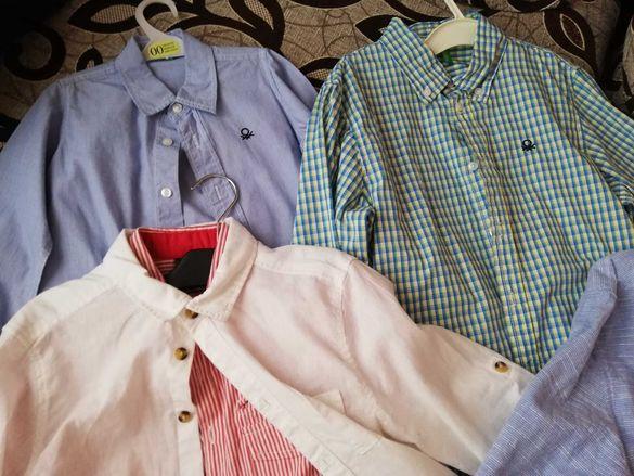 Ризи за момче Бенетон