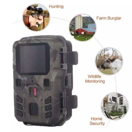 Camera de vanatoare/supraveghere WiFi301 Trail Camera