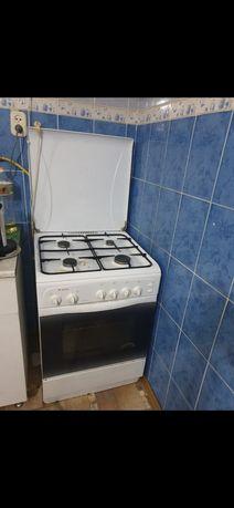 Газ печь с вытишкой