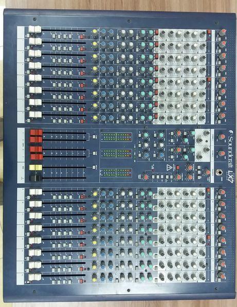 Продам Soundcraft LX7II-16