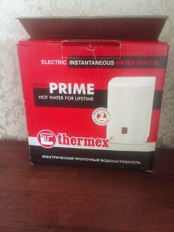 Продам срочно водонагреватель электрический проточный