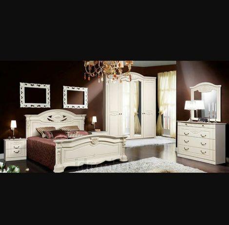 Спальный гарнитур Сорренто 4д мебель со склада самые низкие цены