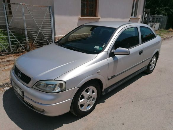 Opel Astra G 2.0 DTL