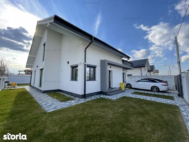 Clinceni,Ciocarliei,vila individuala, 204mp construiti, teren 485mp.