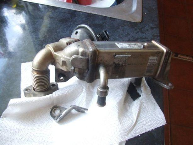 Răcitor gaze egr BMW seria 1 3 5 n47 e90 e91 e87 E60 120 320 520