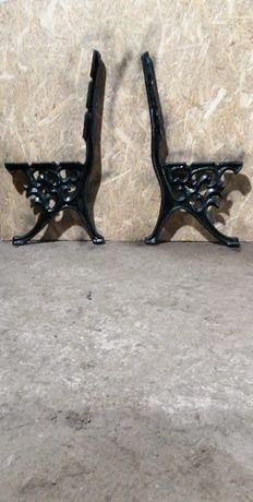 Picioare banci fonta