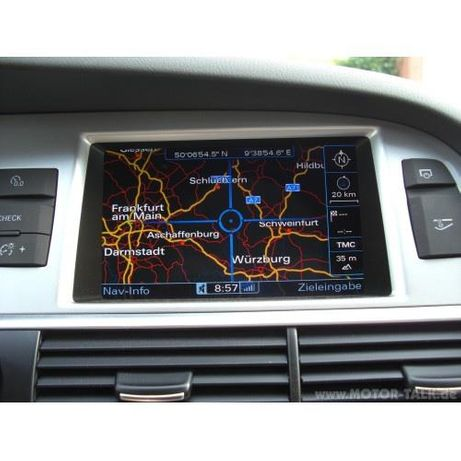 harti Audi MMI3G Basic BNav Europa ROMANIA A4 A5 A6 2020