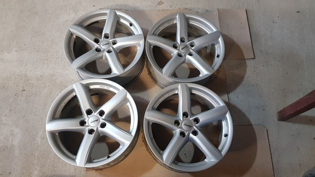 5x112 pe 17 Audi,Mercedes 7,5J, et.28, butuc 66,6
