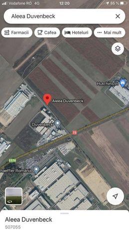 Teren 1500mp, Suprafata: 30 x50 mp, loc. Ghimbav, Jud. Brasov.