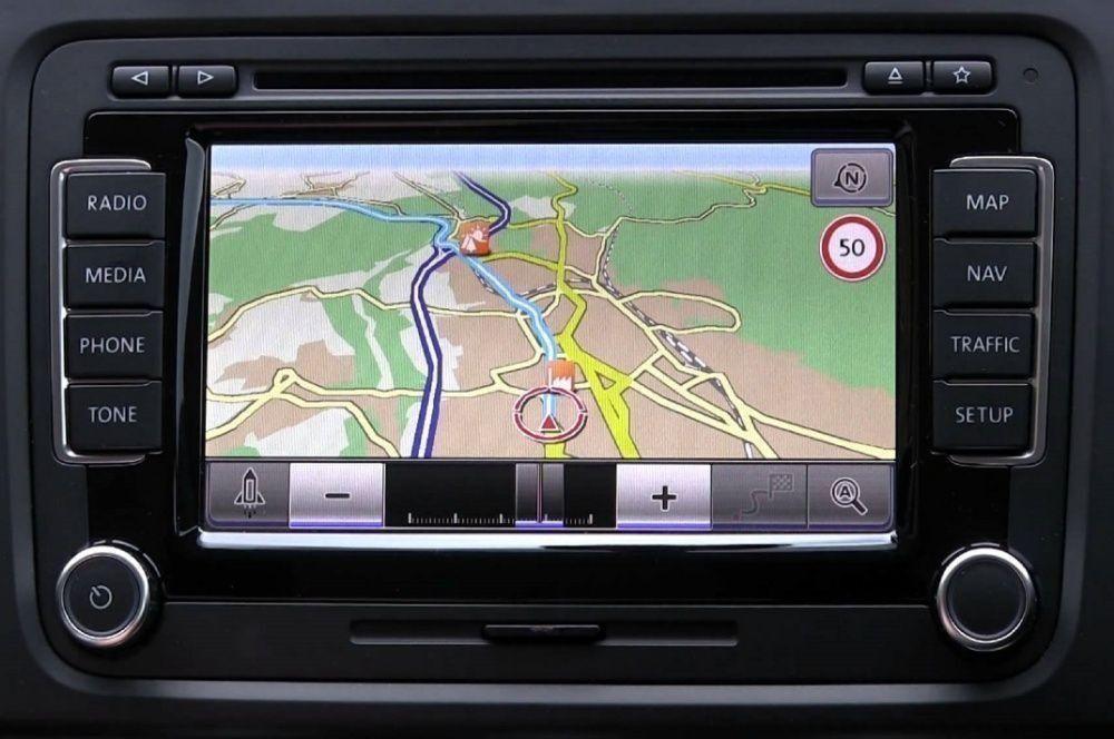 SD CARD GPS Navigatie VW RNS 315-RNS 310-RNS 510 Harti Europa 2020 Targu-Mures - imagine 1