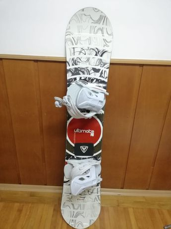 Placă snowboard Crazy Creek 148cm fără legături