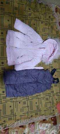 Куртка с комбинизоном