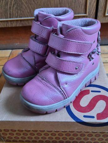 Демисезонные ботинки от Shagovita