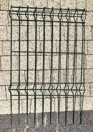 Panou gard verde zincat 47cm * 80cm