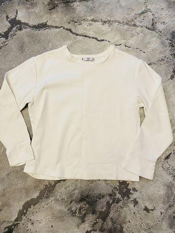 Bluza mango, alb, s