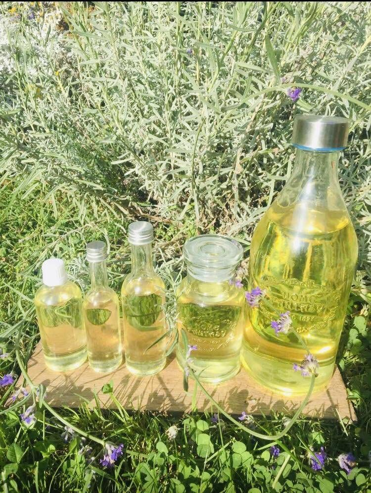 Продавам натурално лавандулово масло от производител