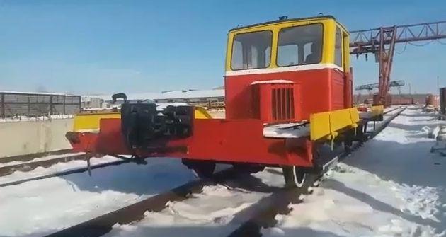 Путевая машина АГМУ