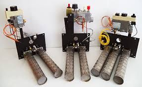 Газовая горелка с автоматикой