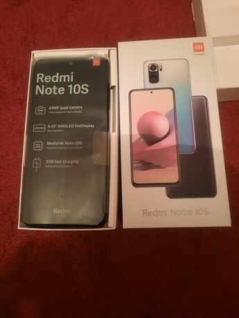 Redmi Note 10S  Samsung A51