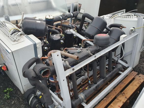 Copeland - Херметични Централи15бр с фрион R404A 3000лв за 1брой с. Войводиново - image 12