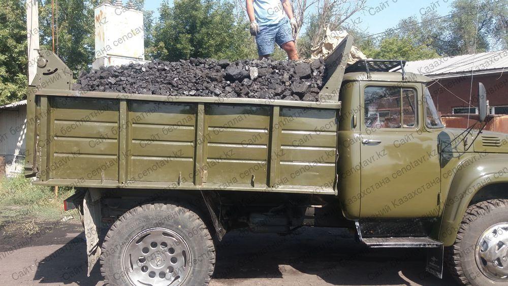 Кумыс Кудук уголь с доставкой по Караганде