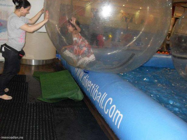 piscina baloane pe apa bile pe apa waterball reducere!!! gonflabile