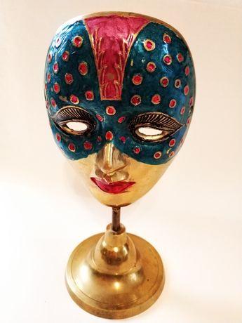 Декоративная маска железная