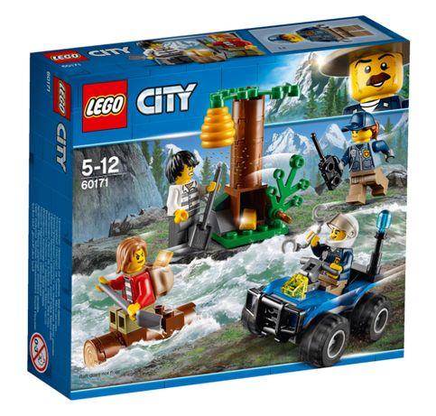 LEGO City 60171 Убежище в горах новый, оригинал !