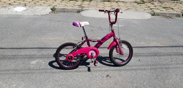 Детски велосипед Bratz,нови гуми