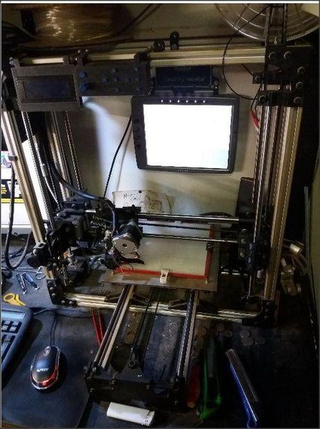 cursuri - secretele imprimantei 3D- construire, programare, lucru