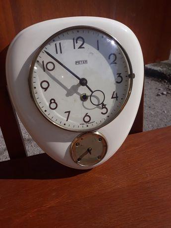 Стар, античен ,немски, кухненски часовник