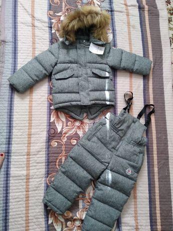 детский комбинезон куртка