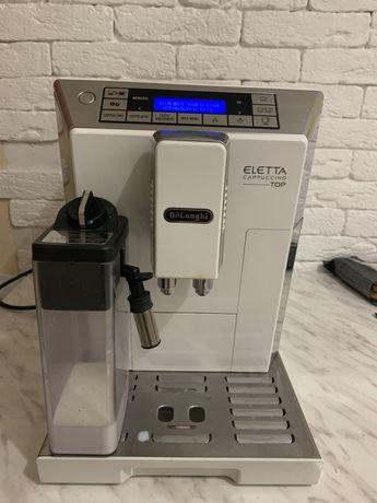 Кофемашина De'Longhi Eletta Cappuccino TOP ECAM 45.760 W
