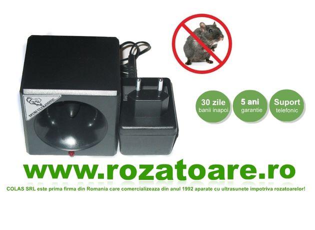 Anti Soareci si Sobolani Ultrasonic 300 Profesional