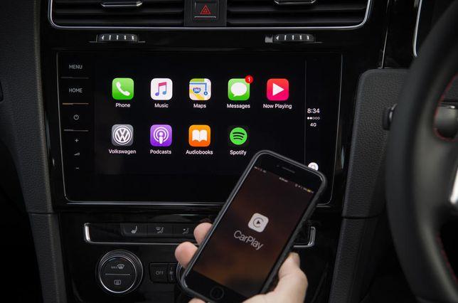 Activare Android Auto si CarPlay Audi Volkswagen Seat Skoda Porsche