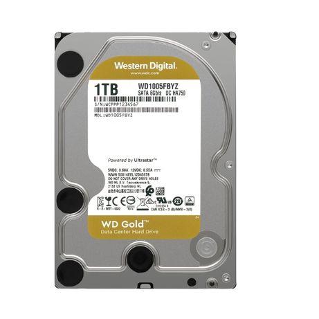 Жёсткий диск WD Gold 1tb новый