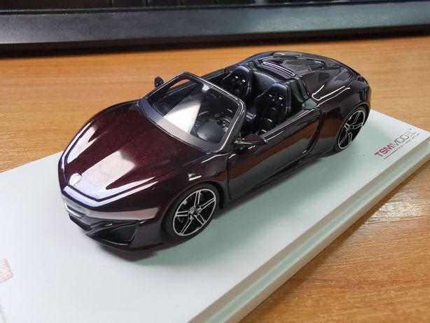 Macheta 1/43 Acura Nsx Avengers TSM