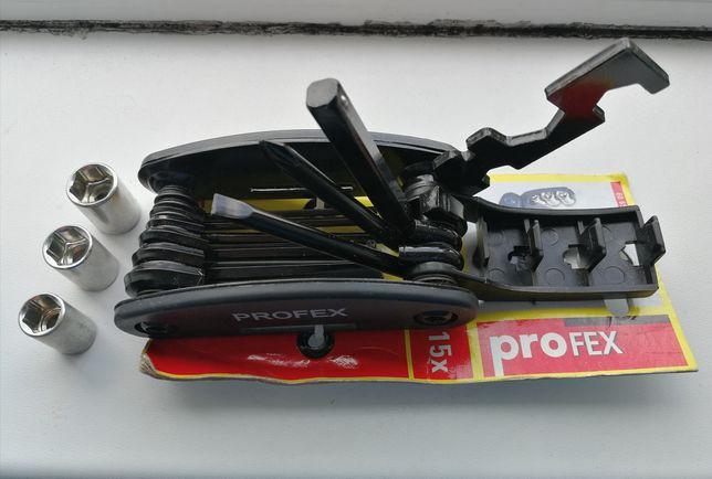 Set unelte pentru bicicleta (Multitool) ProFlex