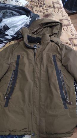 Зимняя куртка БОЛЬШОГО размера!!!